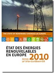 Energies renouvelables en Europe