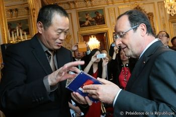 Hollande-Chinois