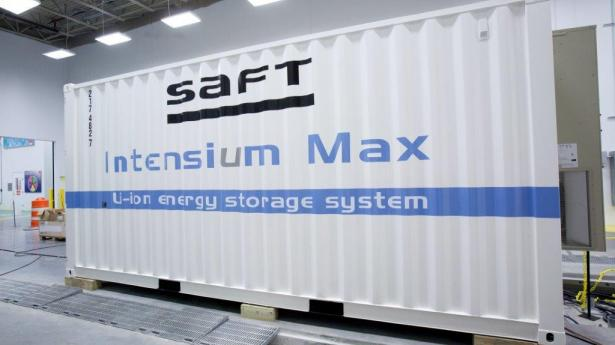 SAFT Container